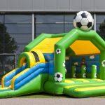 Hüpfburg Fussball Multifun